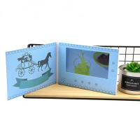 China Fashionable Video Greeting Card 7 Inch Digital Lcd Video Brochure Card wholesale
