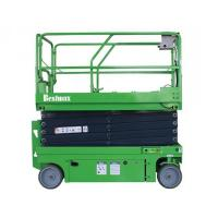 China 10m Hydraulic Lift Platform Electric Self Propelled Scissor Lift with Extension Platform 450Kg Loading wholesale
