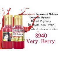 15ml Pure Plant Permanent Makeup Pigments Essence Natural Kolorsource