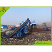 China 500TPH Opencast Mine Crushing and Screening Plant on sale
