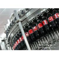 China High Speed Carbonated Drink Production Line Soft Drink Making Machine wholesale