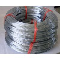 China TUV Approval Metalworking Hand ToolsFlat Wire Firm Zinc Coating 10-20g/Mm2 wholesale