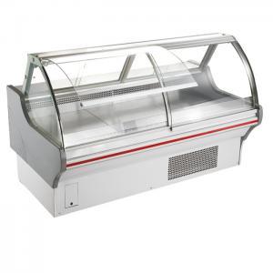 Buy cheap L'épicerie de levage de portes montre l'étalage de réfrigérateur R22/R404a avec from wholesalers