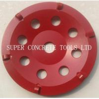 China 180mm Diamond PCD Grinding Cup Wheels wholesale