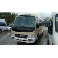 China toyota coaster city bus for sale second hand school bus from japan left hand drive 30 seats bus wholesale