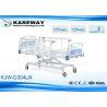 China 高さ公立病院のための調節可能なICUの病院用ベッド3モーターX構造 wholesale