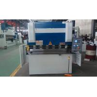 China 2000mm Length Hydraulic Metal Press Machine , 40 Tons Aluminum Bending Machine on sale