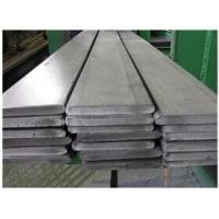 China Bright 410 Stainless Steel Flat Bar / 10mm stainless steel bar Annealing Treatment on sale