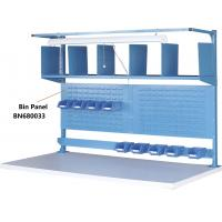 """Buy cheap Bin Panel between Upright on the Table to Hold Plastic Bins 60"""" from wholesalers"""