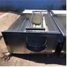 China 1.5kw Fruit Washing Equipment , Electric Control Tomato Washing Machine wholesale