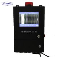 China Gas detection controller OC-8000 with new design of Touch screen wholesale