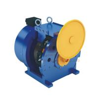 Buy cheap Ac380v Gearless Traction Elevator Motor High Speed With Electromagnetic Design from wholesalers