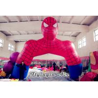 China Customized Inflatable Cartoon Arch, inflatable Spider-man Archway wholesale