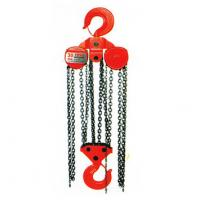 China 20 ton / 30 ton / 50 ton HSZ Series Traditional Type Manual Chain Hoist / Chain Block wholesale