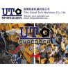 China plastic block shredder, big plastic block recycling, waste plastic crusher, single shaft shredder wholesale