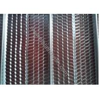 China 0.28mm Thickness Galvanized Metal Rib Lath Galvanized Expanded Metal Sheet 600mm Width XT0708 wholesale