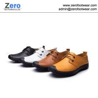 China 2014 china supply men cow leather shoes boys casual shoes A475 young men shoes on sale