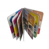 China Multi Color A3 Book Printing , Souvenir Book Printing Film Lamination wholesale