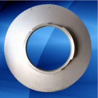 Bearing 640MM Rotary Screen End Ring Textile Machinery Components For Textile Roller Printing Machine