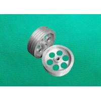 China A356 Aluminum Four Groove Pulley With CNC Machining , 350mm Diameter wholesale