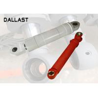 Agricultural Machinery Double Acting Hydraulic Ram Cylinder 3-7 Extended Stages