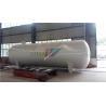 China Carbon Steel 50000L LPG Gas Tanker Truck / LPG Storage Tanker Bulk For Ghana wholesale