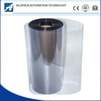 China Thermoforming Clear Pet Plastic Sheet in Roll  , PVC Rigid Transparent Plastic Sheet wholesale