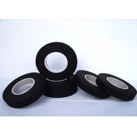 China Black Cable Protection PVC Electrical Insulation Tape For Reinforcement on sale