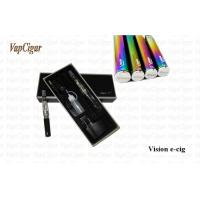 China Fullcolor 900 Puffs Vision E Cig / E Cigarette With 510 Thread 900 Puffs wholesale