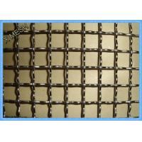China 3/4in Aperture Vibrating Screen Wire Mesh Stinless Steel Strong Structure wholesale