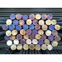 Buy cheap Hot Rolled Steel Round Bar 35 - 90mm Diameter For Standard Parts Production from wholesalers