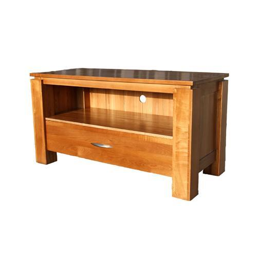 Quality One drawer wood TV stand for sale