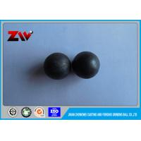 China High Chrome Cr 1-20 Casting Iron Balls for ball mill and cement plant on sale