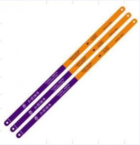 China KM hot sale Carbon Flexible Hacksaw Blade Double edge hacksaw blade on sale