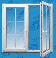 China PVC Casement Door and Window (PVC-CW-001) wholesale