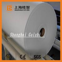 China Pure Natural Cotton Spunlace Nonwoven Fabric Roll High Tensile Strength wholesale