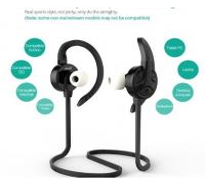 China Wireless sport Bluetooth 4.1 Earbud Mini Bluetooth Stereo smallest Bluetooth headset S-502 wholesale