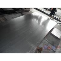 China Thin Zinc Coated Cold Rolled Steel Plate For Building Materials on sale