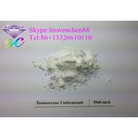 China Stock in CA USA Testosterone Undecanoate / injectble body building Steroids / Andriol Oral CAS 5949-44-0 wholesale