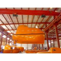 China 2017 MED  Certificate FRP 150 Persons Totally enclosed lifeboat and rescue boat for sale wholesale