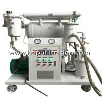 China Single Stage Vacuum Transformer Oil Purifier wholesale