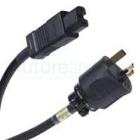 China Safety Flat Power Cable Uk , 3 Prong European Extension Lead Uk Plug on sale