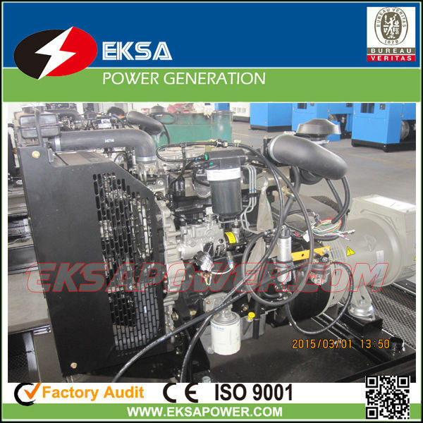 Quality 13kva UK PERKINS P14-6S by 404D-22G diesel engine with stamford altrnator Rainproof Diesel Generator sets for sale