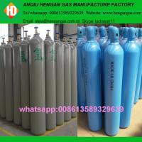 China 40L Argon Cylinder Filled Argon Gas Prices in Angola, South Africa on sale