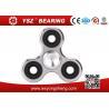 Buy cheap ZrO2 Si3N4 Full / Hybrid Ceramic Bearing Hand Spinner Fidget Toy from wholesalers