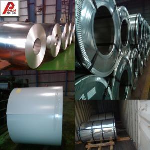Buy cheap La bobine en acier enduite d'une première couche de peinture de GI/PPGI/PPGL a galvanisé la tôle d'acier dans la bobine 914 | 1250 millimètres from wholesalers