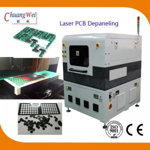Buy cheap Vision auto que coloca el equipo del PWB Depaneling con el laser de Optowave from wholesalers
