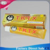 Buy cheap 10g TKTX38% Anaesthetic No Pain Numb Cream Painless  Pain Stop Cream Pain Relief Cream For Tattoo Permanent Makeup from wholesalers