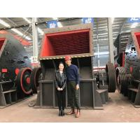 China Capacity 300 tons per hour Limestone Heavy Hammer crushing line Henan Ling Heng Machinery Company made in China wholesale