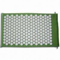 China Massage Mat, Made of 100% Cotton and Non-Toxic ABS, OEM Orders are Welcome wholesale